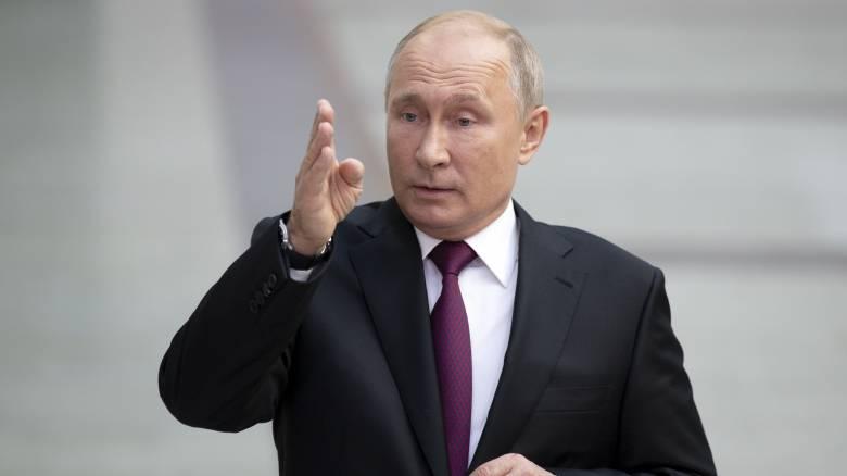 Προειδοποίηση Πούτιν: Η χρήση στρατιωτικής ισχύος κατά του Ιράν θα είναι καταστροφή