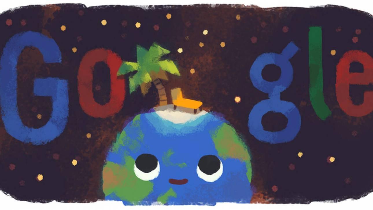 «Καλό καλοκαίρι 2019», εύχεται το Doodle της Google