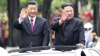 Κιμ: Μια άτρωτη σχέση μάς ενώνει με την Κίνα - «Θριαμβευτική» η επίσκεψη του Σι Τζινπίνγκ