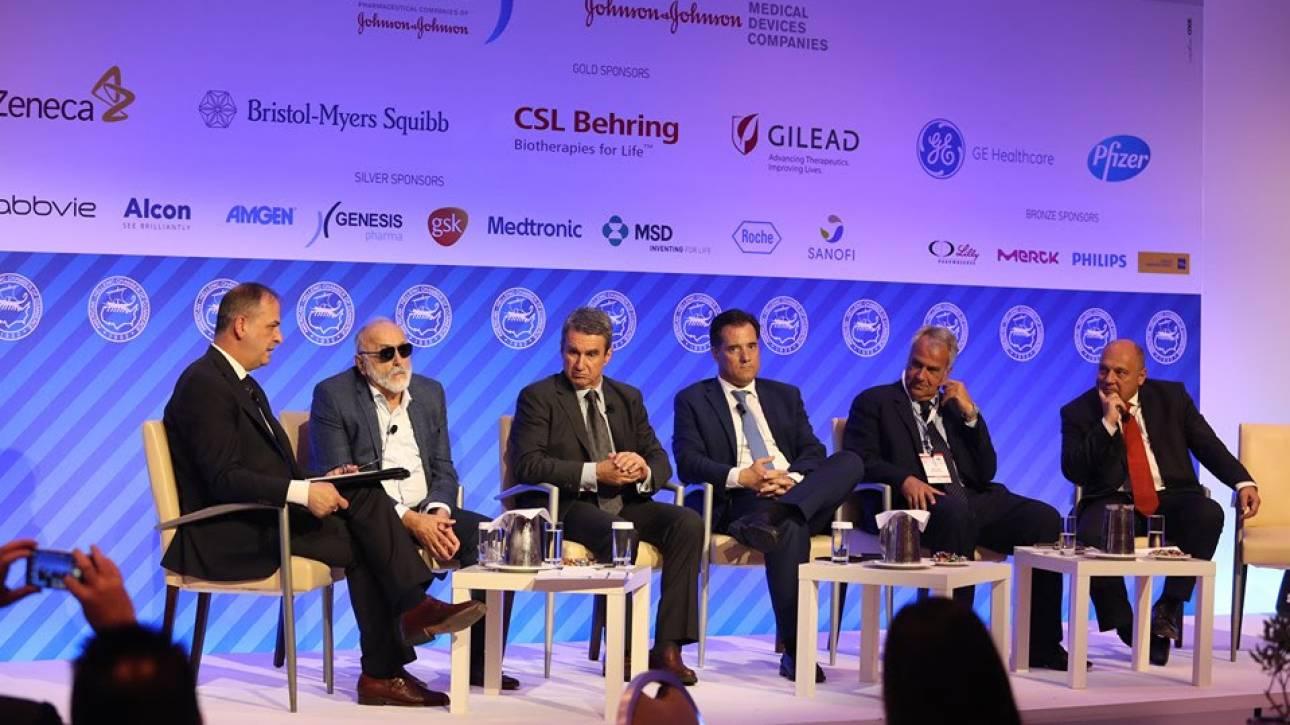 HealthWorld 2019: Ολοκληρώθηκε το 18ο συνέδριο για την Υγεία του Ελληνο-αμερικανικού Επιμελητηρίου