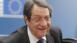 Αναστασιάδης: Οι Ευρωπαίοι ηγέτες πέρασαν στην έμπρακτη και ουσιαστική στήριξη της Κύπρου