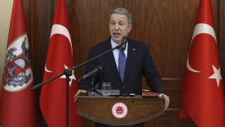 Ακάρ: Είμαστε αποφασισμένοι να διασφαλίσουμε τα δικαιώματά μας σε Αιγαίο και Ανατολική Μεσόγειο