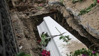 Τροχαίο Αταλάντη: Κηδεύτηκαν τα δύο αδέρφια που σκοτώθηκαν ενώ πήγαιναν για μπάνιο