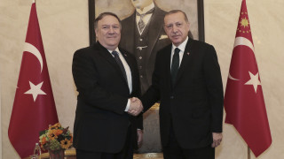 Μήνυμα Πομπέο σε Ερντογάν: Να ανοίξει άμεσα η Θεολογική Σχολή της Χάλκης