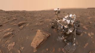 Φωτογραφία του Curiosity της NASA από τον Άρη πυροδότησε νέα σεναριολογία για εξωγήινους
