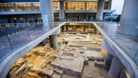 Στο «φως» ένα καλά κρυμμένο μυστικό του Μουσείου της Ακρόπολης