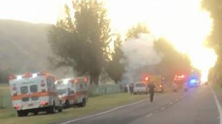 Συντριβή δικινητήριου αεροσκάφους στη Χαβάη - Τουλάχιστον εννέα νεκροί