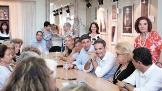 Μητσοτάκης: Το βράδυ της 7ης Ιουλίου θέλω ολόκληρη η Κρήτη να βαφτεί γαλάζια