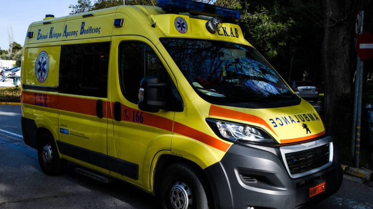 Λάρισα: 11χρονος παρασύρθηκε από όχημα