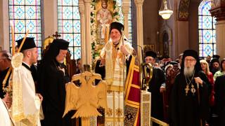 Νέα Υόρκη: Ενθρονίστηκε ο Αρχιεπίσκοπος Αμερικής Ελπιδοφόρος