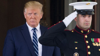 Τραμπ: Το Ιράν δεν μπορεί να έχει πυρηνικά όπλα - Νέες κυρώσεις από Δευτέρα