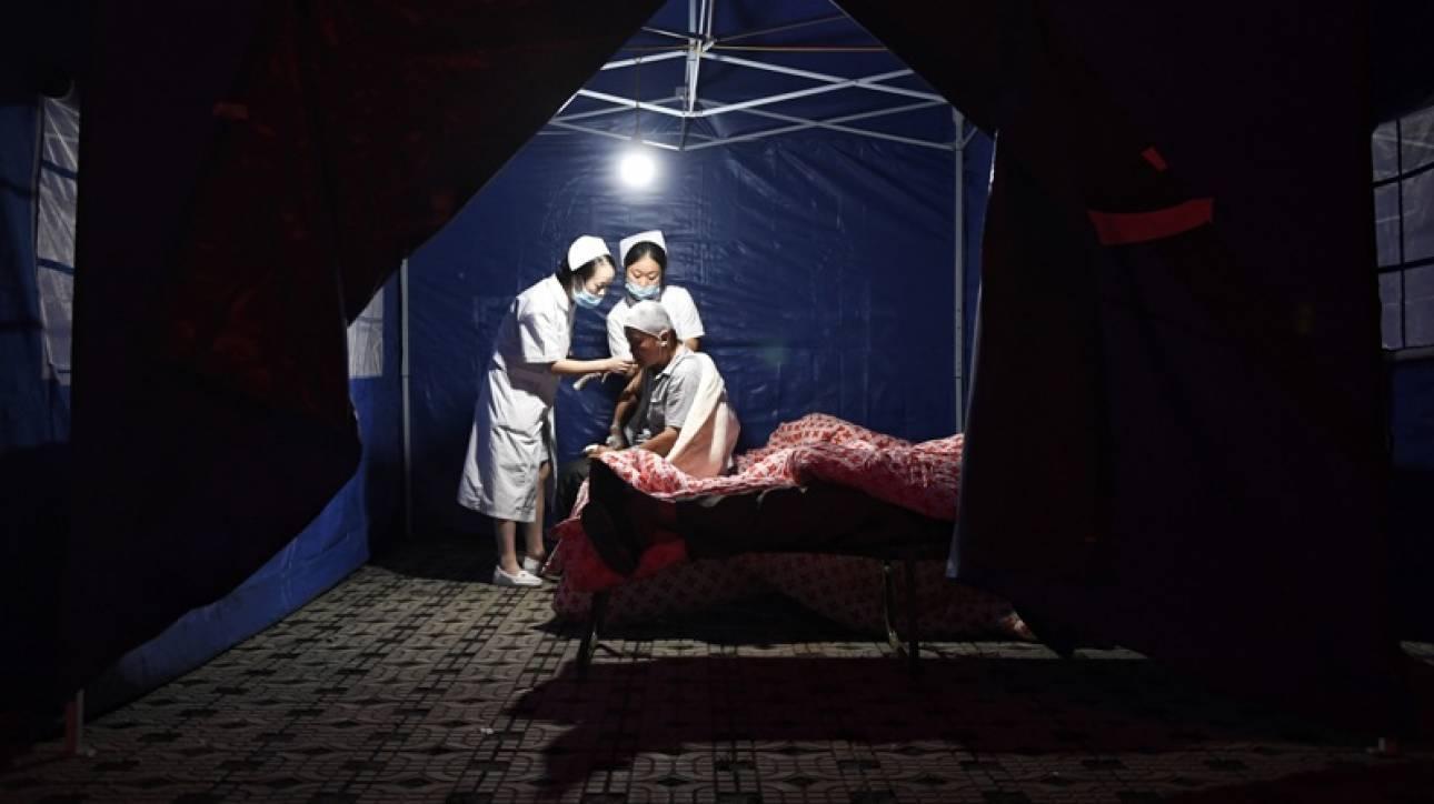 Κίνα: Νέος ισχυρός σεισμός έπληξε τη Σετσουάν - Τουλάχιστον 19 τραυματίες