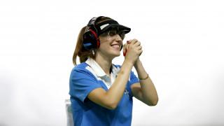 Αργυρό μετάλλιο για την Άννα Κορακάκη στους ευρωπαϊκούς του Μινσκ