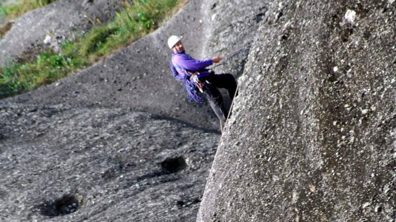 Αίσιο τέλος για τους δύο ορειβάτες στον Όλυμπο
