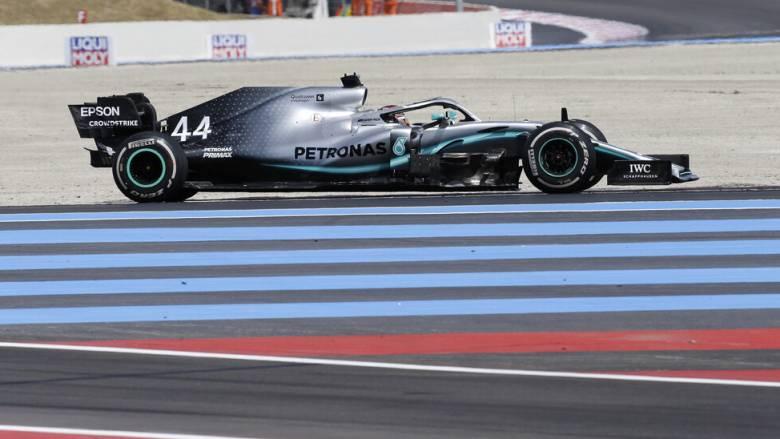Formula 1: Στην κορυφή της Γαλλίας Χάμιλτον και Mercedes
