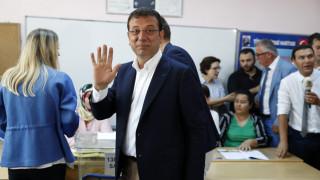 Επαναληπτικές εκλογές στην Κωνσταντινούπολη: Νικητής για δεύτερη φορά ο Ιμάμογλου