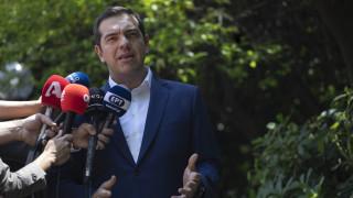 Τσίπρας: Ούτε να σκεφτεί η Τουρκία γεώτρηση στο Καστελόριζο