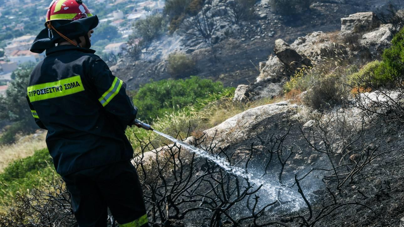 Τραγωδία στον Αυλώνα: Ένας νεκρός μετά από πυρκαγιά