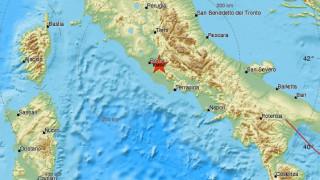 Ιταλία: Σεισμός ταρακούνησε τη Ρώμη