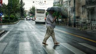 Καιρός: Υψηλές θερμοκρασίες με βροχές και χαλάζι – Πού θα «χτυπήσουν» τα φαινόμενα
