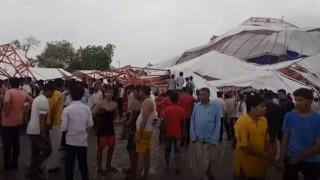 Ινδία: Νεκροί δεκάδες προσκυνητές που καταπλακώθηκαν από τέντα
