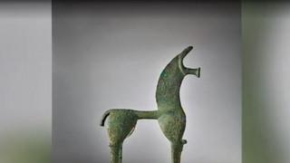 Η Ελλάδα διεκδικεί αρχαιοελληνικό αγαλματίδιο από τον οίκο Sotheby's