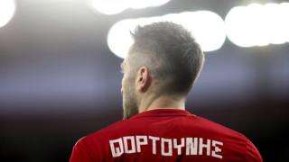 Ολυμπιακός: Υπέγραψε νέο συμβόλαιο ο Κώστας Φορτούνης