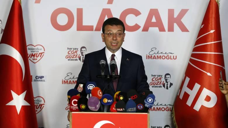 Τουρκία: Ράλι σε λίρα και μετοχές μετά την εκλογή Ιμάμογλου