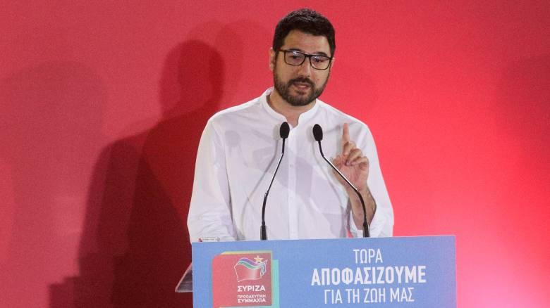 Ν. Ηλιόπουλος στο CNN Greece: Να προσέλθει ο. κ. Μητσοτάκης έστω και τώρα στο debate