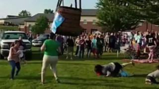 Χάος σε φεστιβάλ του Μιζούρι: Αερόστατο έπεσε πάνω στο πλήθος