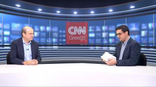 Κ. Χατζηδάκης στο CNN Greece: Το φορολογικό μας πρόγραμμα θα εφαρμοστεί το 2020