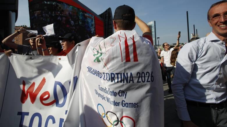 Στο Μιλάνο οι Χειμερινοί Ολυμπιακοί Αγώνες του 2026