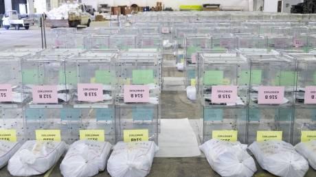 Εκλογές 2019 - Νέα δημοσκόπηση: Η «ψαλίδα» μεταξύ ΣΥΡΙΖΑ και ΝΔ