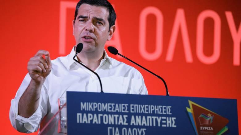 Τσίπρας: Η Ελλάδα είναι ξανά αυτοδύναμη, δεν μας αξίζει να γυρίσουμε πίσω