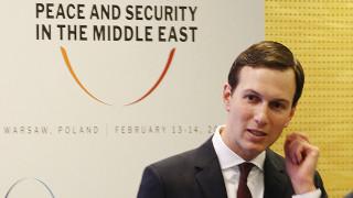 Μεσανατολικό: Το σχέδιο των ΗΠΑ δεν θα συνάδει με την αραβική πρωτοβουλία, παραδέχεται ο Κούσνερ