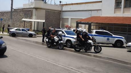Φυλακές Κορυδαλλού: Υπό έλεγχο η κατάσταση μετά την ένταση μεταξύ κρατουμένων