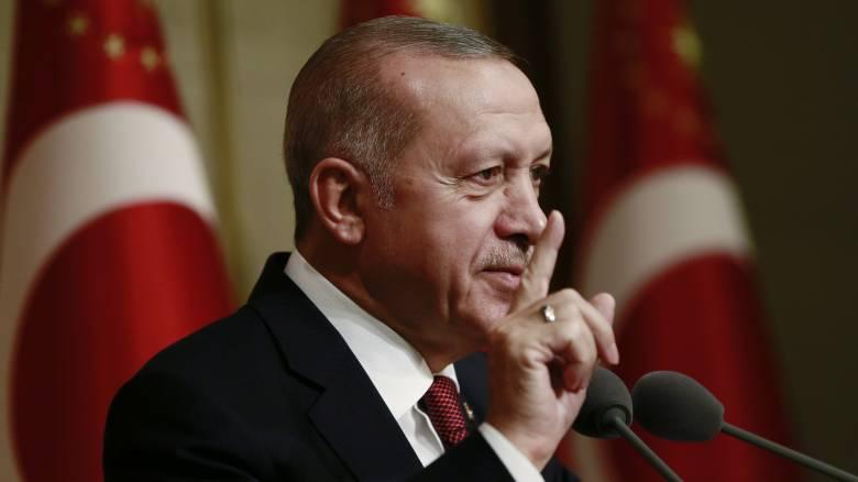 Ερντογάν: Η Τουρκία θα αρχίσει να παραλαμβάνει τα ρωσικά S-400 τον επόμενο μήνα