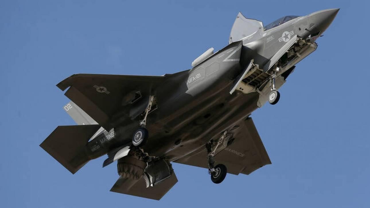 Προειδοποίηση Ουάσιγκτον: Η Άγκυρα θα χάσει τα F-35 αν αγοράσει τους S-400