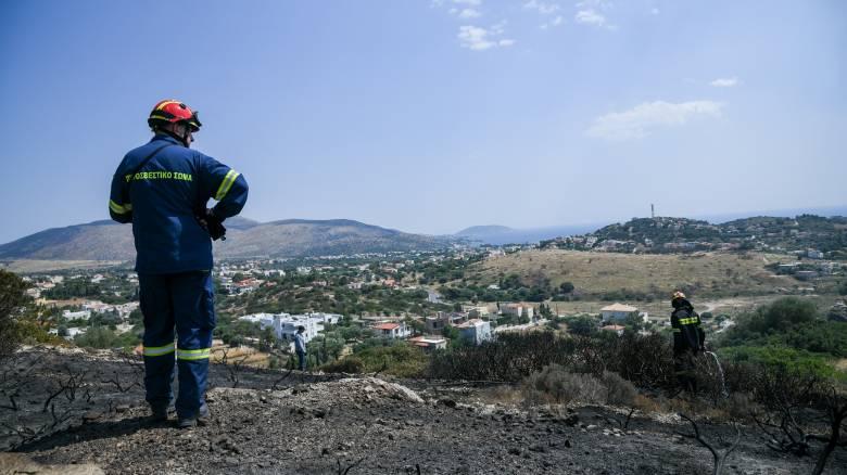 Υψηλός κίνδυνος πυρκαγιάς και την Τετάρτη