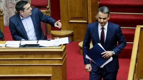 Ο Τσίπρας σε Μητσοτάκη για debate: Όποτε θέλετε, όπου θέλετε