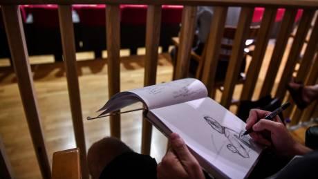 Δίκη Χρυσής Αυγής: «Μαχαιρώματα» μεταξύ των κατηγορούμενων