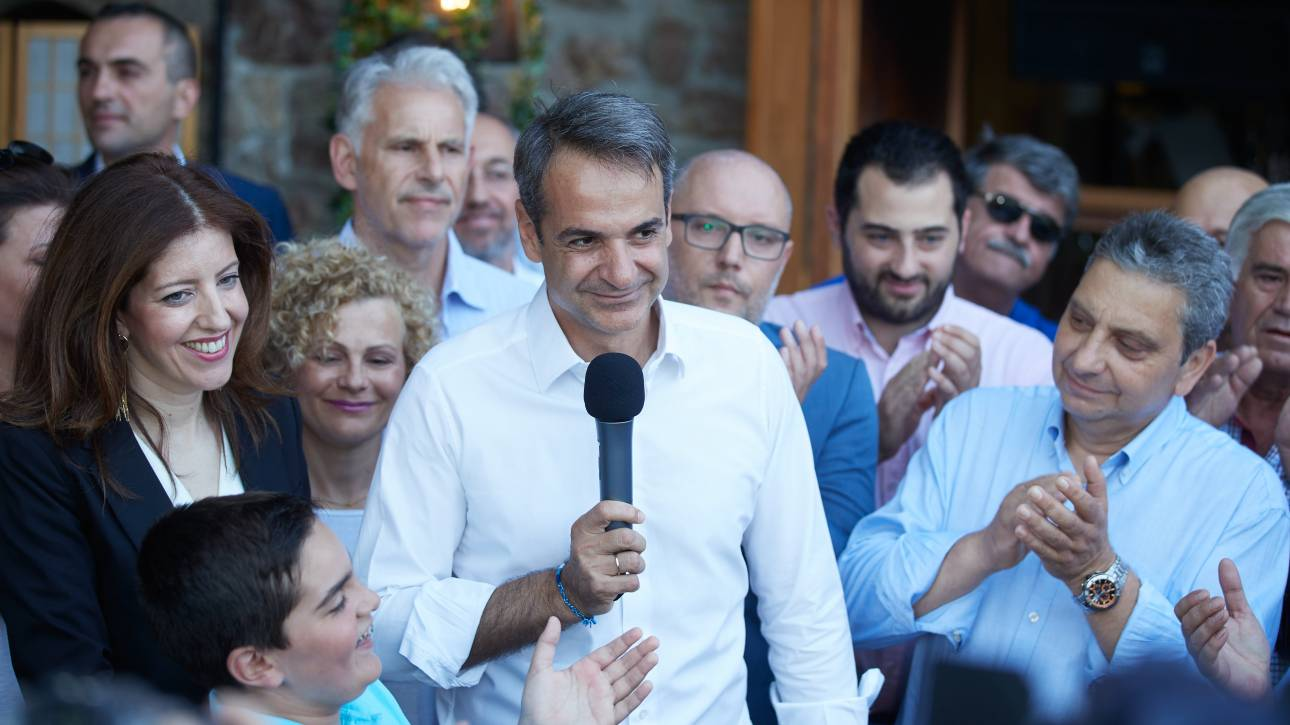 Μητσοτάκης: Ο επόμενος πρωθυπουργός να λάβει ισχυρή εντολή για να αλλάξει τη χώρα
