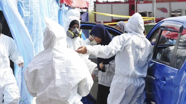 Μαλαισία: Σχεδόν 500 σχολεία έκλεισαν λόγω τοξικών αερίων - Αρρώστησαν δεκάδες μαθητές