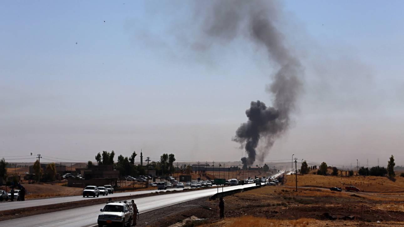 Ιράκ: Τέσσερις αστυνομικοί σκοτώθηκαν σε έκρηξη βόμβας νότια του Κιρκούκ