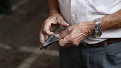 Με προσωρινή σύνταξη 400 ευρώ ζουν για τρία χρόνια 1.300 συνταξιούχοι