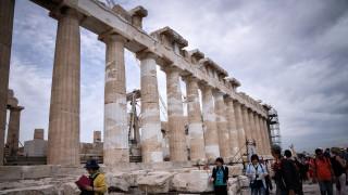 Reuters: H Ακρόπολη και άλλα ελληνικά μνημεία απειλούνται από την κλιματική αλλαγή