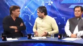 Πακιστάν: Άγριος καβγάς δημοσιογράφου - πολιτικού on air