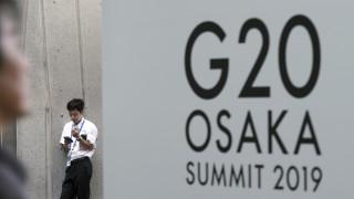 G20: Αυτά είναι τα «καυτά» θέματα της συνόδου στην Οσάκα