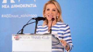 Ιωάννα Καλαντζάκου: Στις 7 Ιουλίου η πατρίδα μας επιστρέφει στην κανονικότητα και την ανάπτυξη