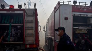 Υπό έλεγχο οι πυρκαγιές στο Μαρούσι